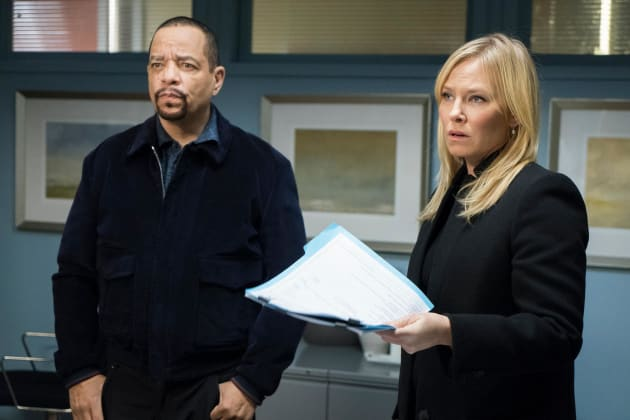 Uncovering a Secret - Law & Order: SVU