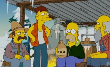 "The Simpsons Review: ""Rednecks and Broomsticks"""