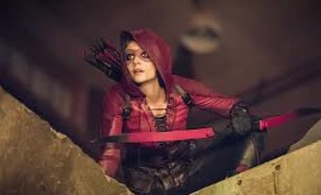 Thea Queen, Arrow Season 3 Episode 15