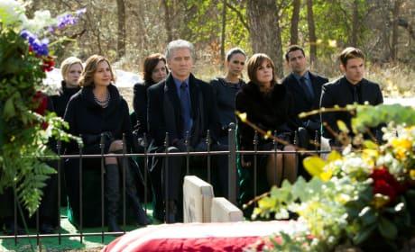 Dallas Funeral Pic