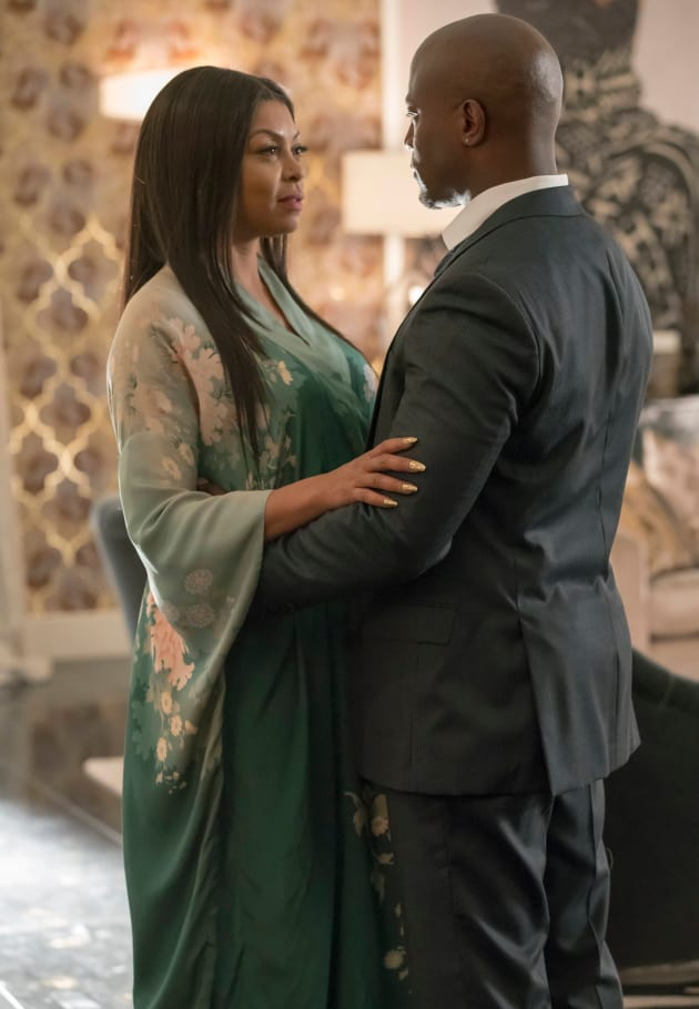 Cookie and Angelo, together again - Empire Season 3 Episode 11