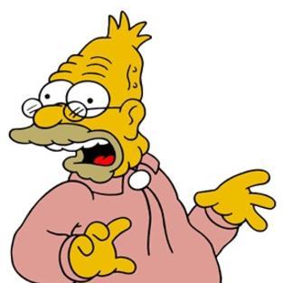 Grampa Simpson
