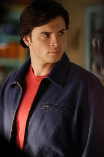 Clark in Red