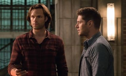 Supernatural Photo Preview: Fight for Lucifer's Baby