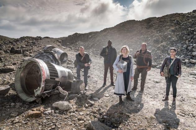 A Tough Landscape - Doctor Who Season 11 Episode 10