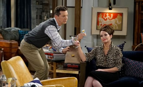 What's Karen Taking? - Will & Grace Season 9 Episode 1