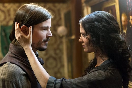 Vanessa and Ethan Connect - Penny Dreadful