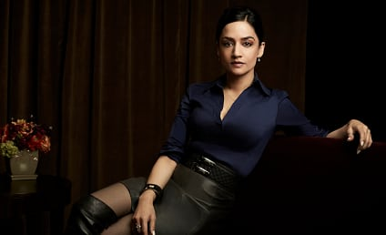 Brooklyn Nine-Nine Books Archie Panjabi for Season 3 Episode