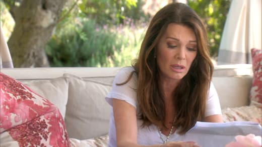 Lisa Has Proof - The Real Housewives of Beverly Hills