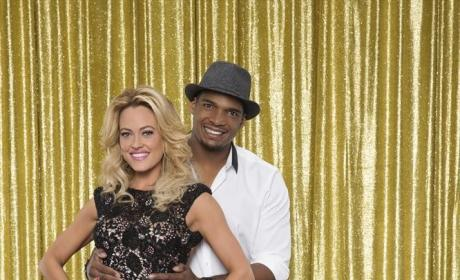 Michael Sam and Peta Murgatroyd - Dancing With the Stars