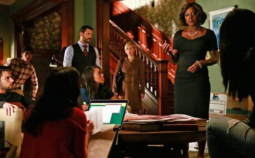 How to Get Away with Murder Finale Scene