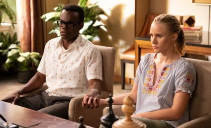 The Good Place Season 3 Episode 8 Review: The Worst Possible Use of Free Will
