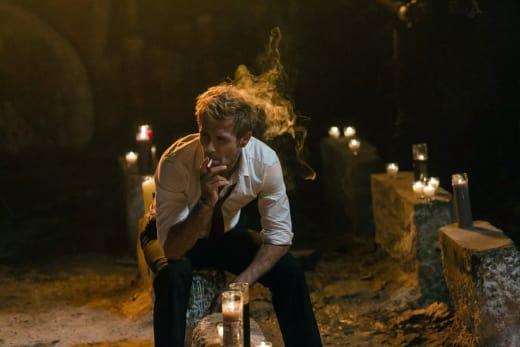 Constantine Smokes Season 1 Episode 5