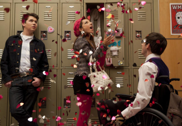 Valentine's Day on Glee
