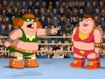 The Wrestling Match - Family Guy