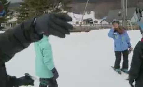 Ski Times - Kate Plus 8