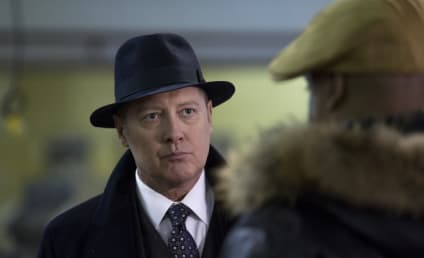 The Blacklist: Returning for Season 6!!