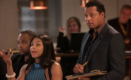Empire Renewed for Season 5 at Fox!
