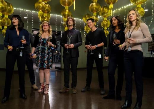 Celebration Time - Criminal Minds Season 14 Episode 8
