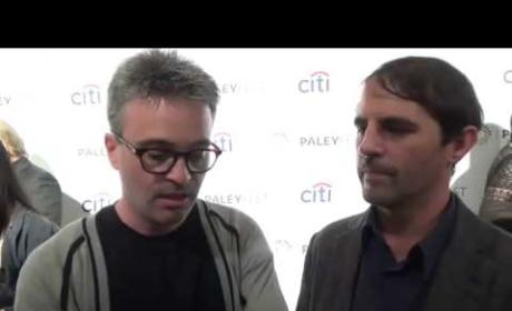 Alex Kurtzman and Roberto Orci PaleyFest Interview