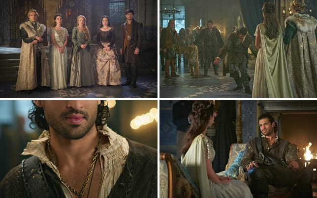 Court is in session reign season 3 episode 1