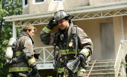 Taylor Kinney Teases Chicago Fire Season 4, Goes Gaga for American Horror Story