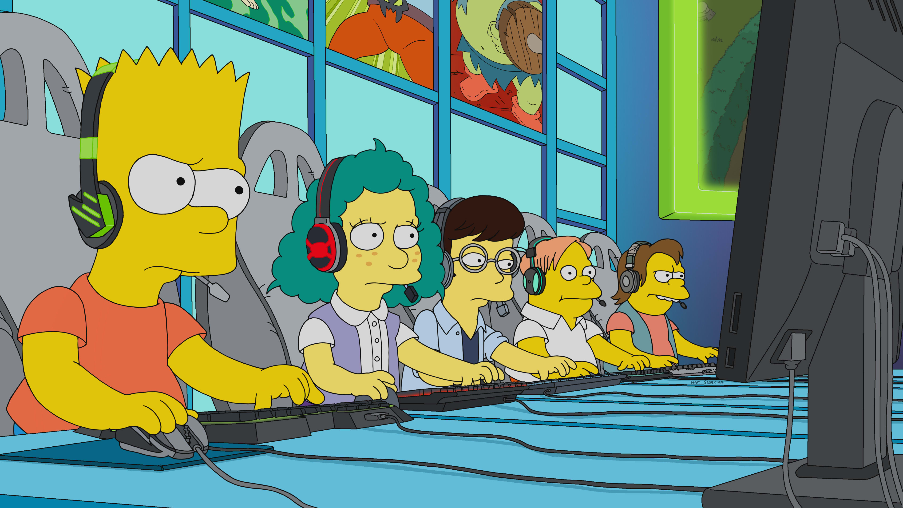 video-game-competitions-the-simpsons