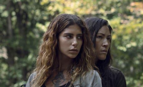 More Than Friends - The Walking Dead Season 9 Episode 9