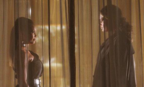 Alexis and Wilhelmina Confrontation