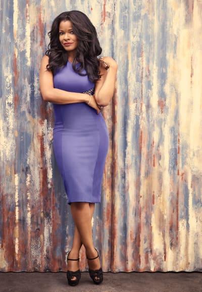 Keesha Sharp as Trish - Lethal Weapon Season 2