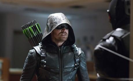 A New Vigilante - Arrow