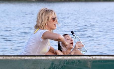 Ramona Makes a Splash