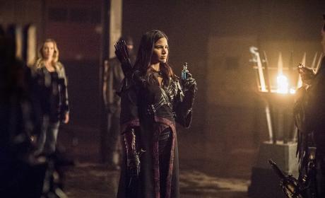 Lotus Potion - Arrow Season 4 Episode 13