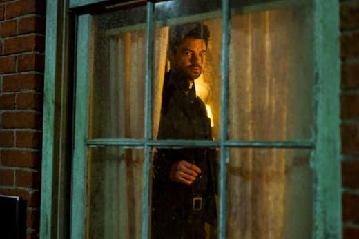 Jesse Watching the Window - Preacher Season 2 Episode 9
