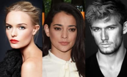 The I-Land Starring Kate Bosworth, Alex Pettyfer and Natalie Martinez Ordered at Netflix