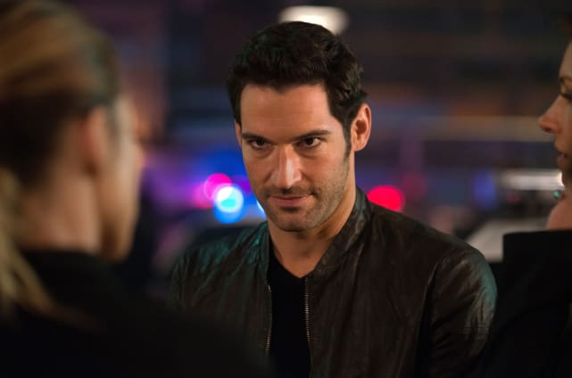 Lucifer Morningstar - Lucifer