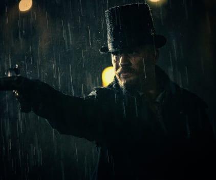 James Delaney Takes Aim - Taboo Season 1 Episode 3