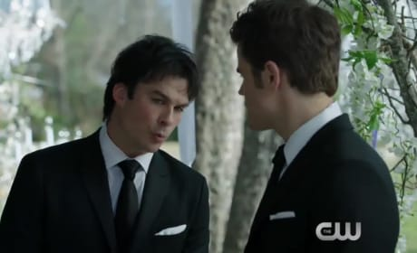 The Vampire Diaries Sneak Peek: Who Attends the Steroline Wedding?!?