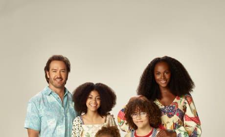 mixed-ish Cast Tall