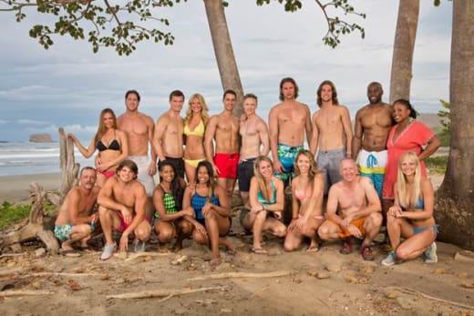 Survivor Season 29 Cast Photo