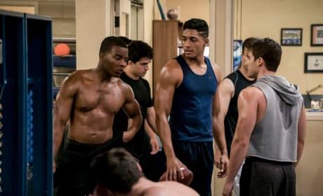Sweaty - All American Season 1 Episode 3