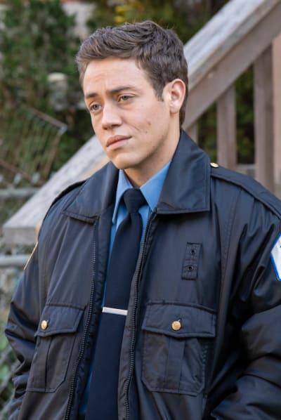 Carl as a Cop - Shameless Season 11 Episode 7