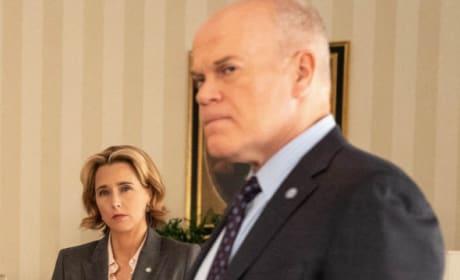 A Stern Meeting - Madam Secretary Season 5 Episode 14