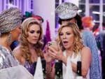 Drag Queens and Houseewives - The Real Housewives of New York City