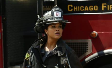 Dawson - Chicago Fire Season 4 Episode 1