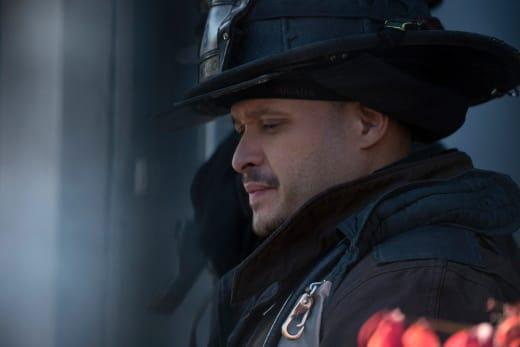 Cruz Reflects - Chicago Fire Season 5 Episode 11