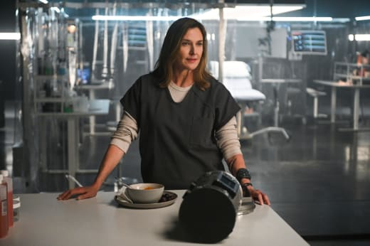 An Unlikely Source - Supergirl