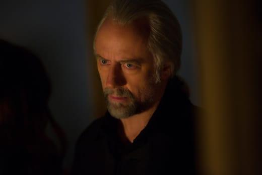 Xander Berkeley as Magistrate Hale on Salem
