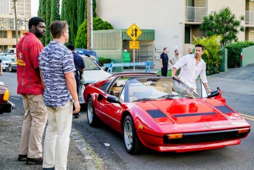 The Ferrari is Back - Magnum P.I. Season 1 Episode 1