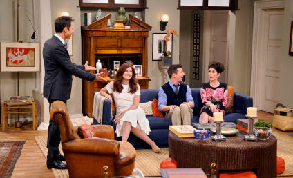 Will & Grace: More Episodes, Early Renewal!